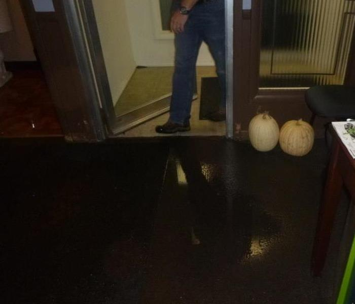 Office Flood in Alden, NY