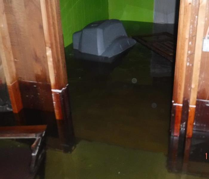 Melting Snow Creates Flooding in West Seneca, NY: SERVPRO OF EAST ERIE COUNTY