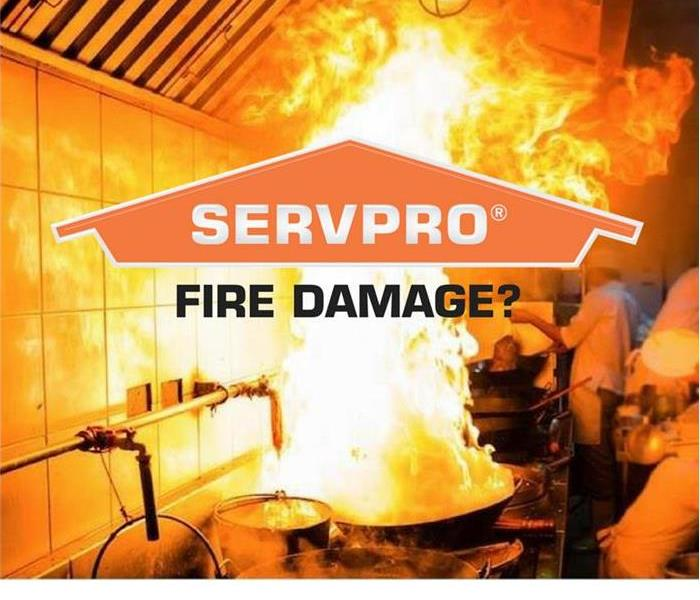 Community Fire Safety Tips from SERVPRO of East Erie County