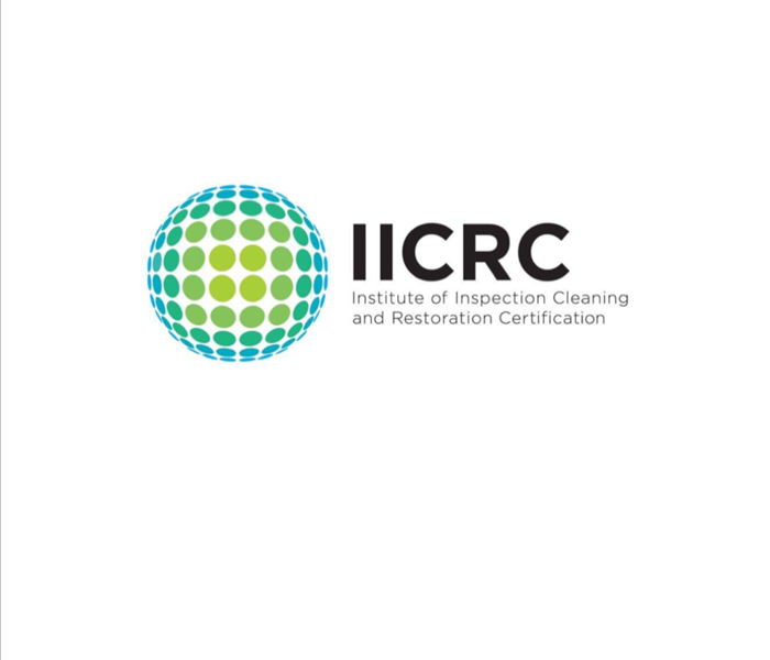 The logo of the IICRC