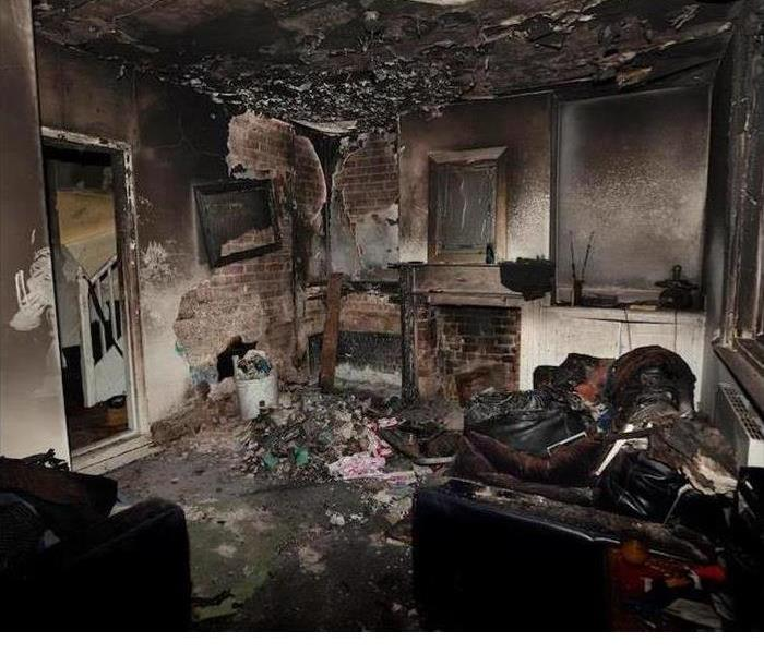 Fire Damage SERVPRO of East Erie County Can Help After Your Fire